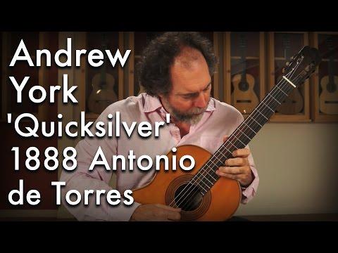 Эндрю Йорк - Quicksilver