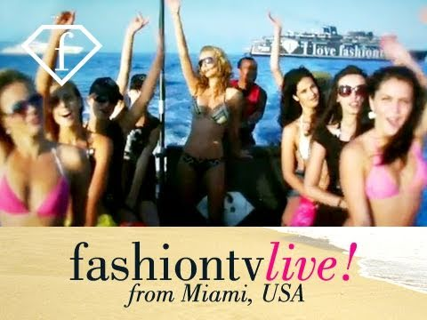 Fashiontv Direct! From Miami - Broadcast Stream | Ftv - Usa video