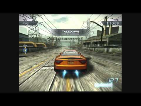 Classic Game Room - NEED FOR SPEED MOST WANTED review for iPad