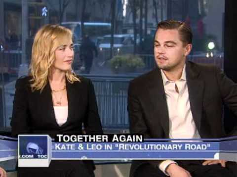 Kate Winslet & Leonardo DiCaprio - The Today Show
