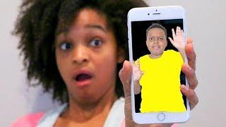 STUCK IN IPHONE! Bad Baby Shiloh and Shasha - Onyx Kids