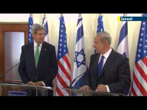 Israel reacts to John Kerry's peace talks warning: JN1's Sivan Raviv reports on boycott comments