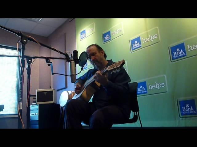 Colin Hay - Goodnight Romeo (LIVE) - May 20, 2012 - Ann Arbor, MI