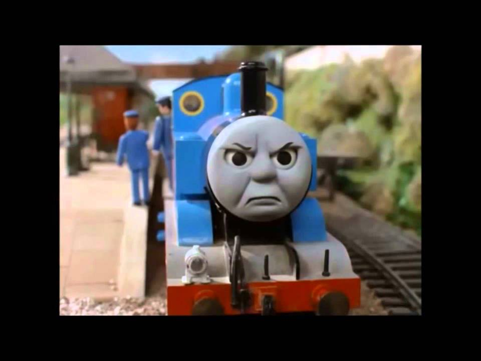 Thomas Tank Engine Mad Youmu Konpaku Youtube
