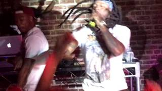Montana of 300   Mfs Mad Part 2 feat. Talley of 300 Live in LA 1072016