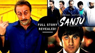 Sanju | Official Biopic | Full Story Revealed | Sanjay Dutt Biography | Rajkumar Hirani Film