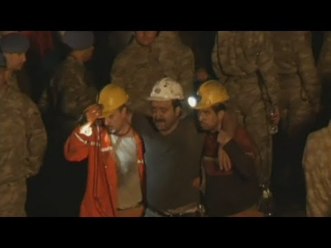 Turkey Mine Disaster: 201 dead and hundreds trapped in pit