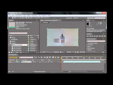 After Effects CS5 Parte 2 Importar Videos
