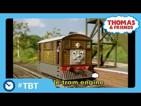 Thomas & Friends UK: Toby