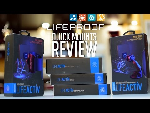 Lifeactiv Quick Mount Review (Lifeproof)