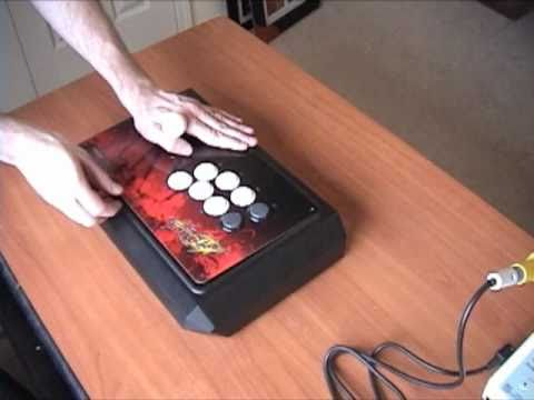 How To Install an Akishop PS360 Joystick PCB into PlayStation 3 Mad Catz FightStick TE (Part 1)