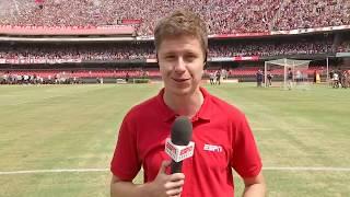 São Paulo faz treino aberto para a torcida e José Renato Ambrosio traz todos os bastidores