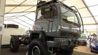 Abenteuer OFFroad 2014 - SteyR 12M18 ExCaP - OutsideView