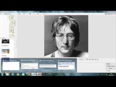 Como transformar fotos em desenho pelo PhotoScape