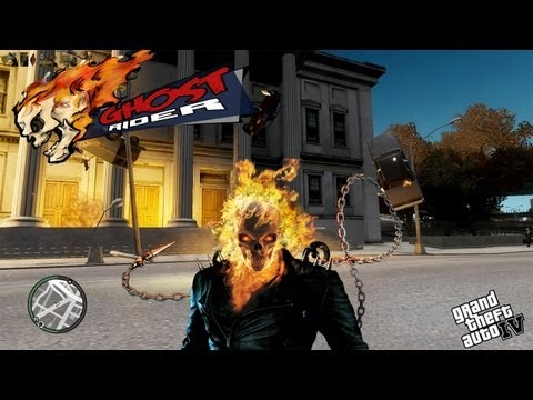 GTA IV LCPDFR Ghost Rider Police Patrol — Episode 1 — New Hero in Liberty City!