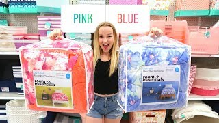 Instagram Followers Control My Dorm Room Shopping!