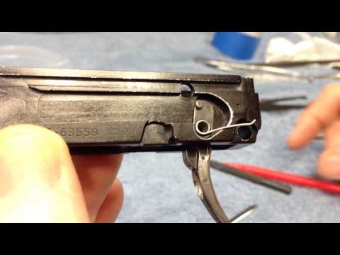Saints Arms Trigger Kit Install for Ruger LC9 & LC380