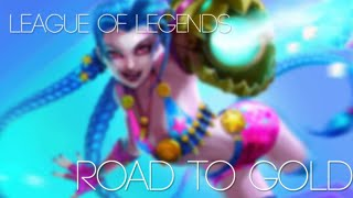 League of Legends - Road to Gold - Pure Gameplay Livestream
