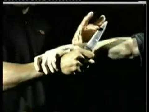 knife training for self defence pt 1 of 3 with tony agostini Image 1