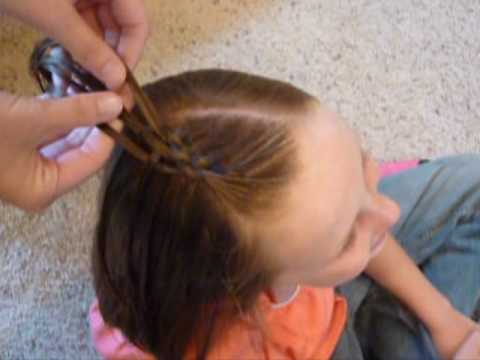 For more hairstyle ideas for your princess, visit our website: