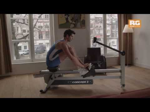 concept 2 dynamic rowing machine review