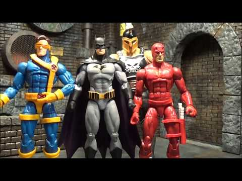 2017 DC Icons Batman Rebith Review