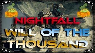 Destiny 2 Will Of The Thousands Nightfall Glitch / Cheese / Exploit | EASY Prestige Rewards