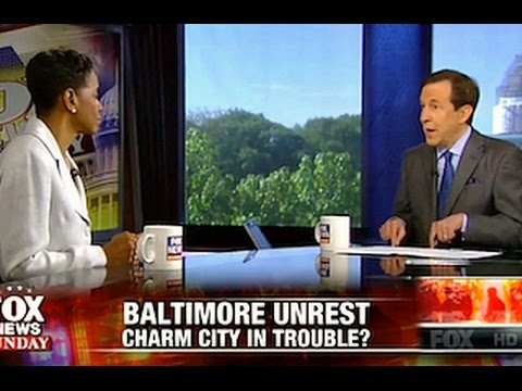 Fox Host: Liberalism To Blame For Baltimore Problems?