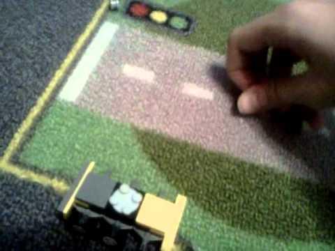 Видео как собрать Лего