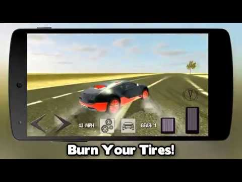 Extreme Car Driving PRO 2015 APK Cover
