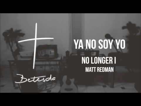 Matt Redman - No Longer I