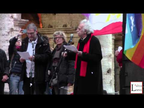 #DallaParteGiusta - Haris Golemis - Roma 14 febbraio 2015  - 2a Parte