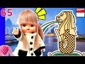Mainan Boneka Eps 65 Cerita Mell Chan : Merlion - GoDuplo TV