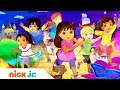 Dora y Sus Amigos | Tema Musical 🎤 | Nick Jr.