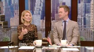 """Kelly and Neil Patrick Harris Learn About """"Phubbing"""""""