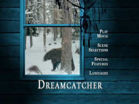 Dreamcatcher [UK DVD MENU SCREEN]