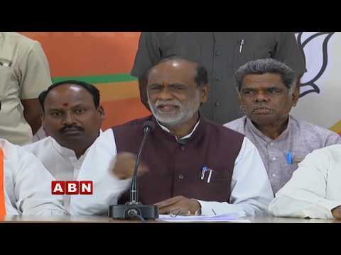 BJP Leader Babu Mohan and K Laxman Address Press Meet | ABN Telugu