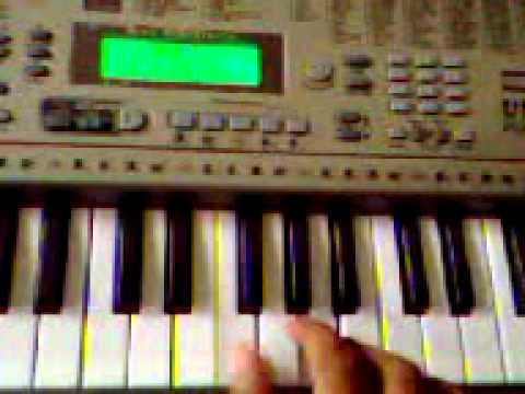 koyla theme piano