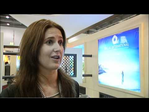 Mariaan Valéro, Director of Sales & Marketing, Jebel Ali International Hotels @ WTM 2010