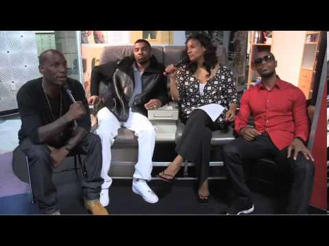 I Go Beyond The Studio with TGT (Tyrese, Ginuwine, Tank) ...
