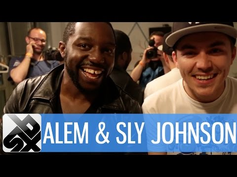 ALEM & SLY JOHNSON | Beatbox And Scratch - Power