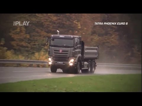 Autosalon   Tatra Phoenix Euro 6