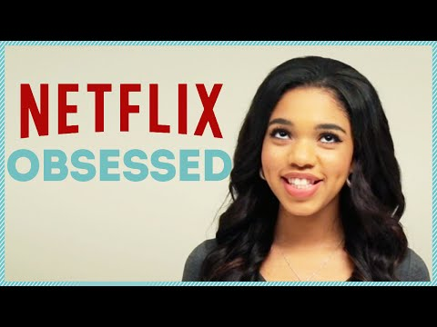 I AM ADDICTED TO NETFLIX w/ Teala Dunn
