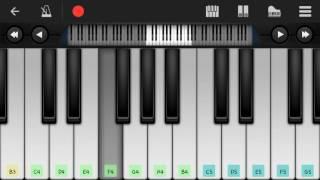 Yad Lagla Tutorial | Sairat {Marathi Movie} Tutorial On Mobile Perfect piano