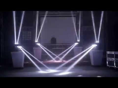Flex Beam K8 - Excellent DJ Lighting