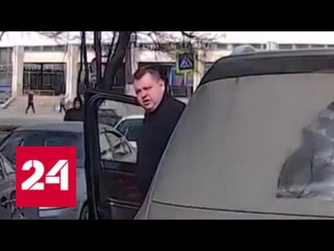 Разборки на дороге: в Москве задержан водитель, не пропустивший детскую скорую помощь