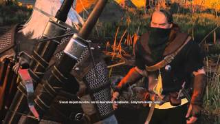 The Witcher 3 ep 8 Conociendo a la iglesia del fuego eterno.