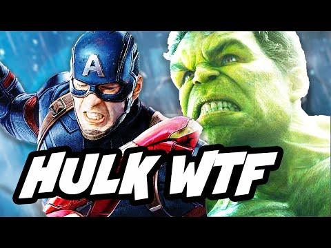 Marvel Civil War 2 Hulk Kills The Marvel Universe WTF