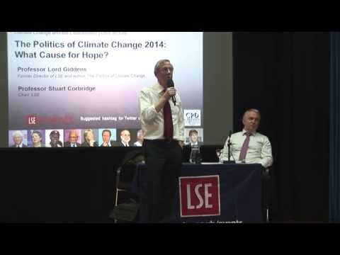 The Politics of Climate Change 2014: what cause for hope?