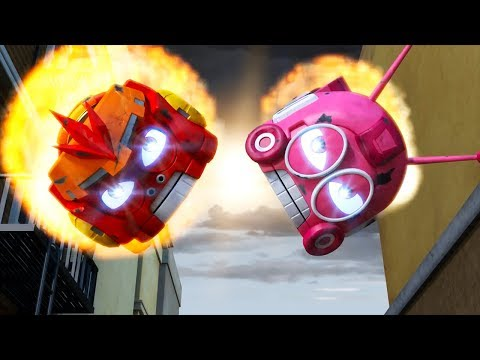 LARVA - RANGERS RETURN | Cartoon Movie | Cartoons For Children | Larva Cartoon | LARVA Official